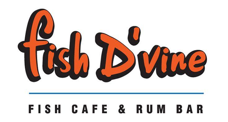 Fish D'Vine Logo