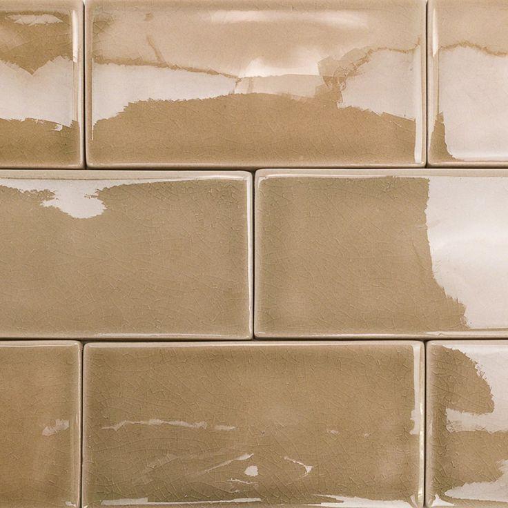 Nabi Sea Wind 3x6 Ceramic Tile Ceramic Subway Tile