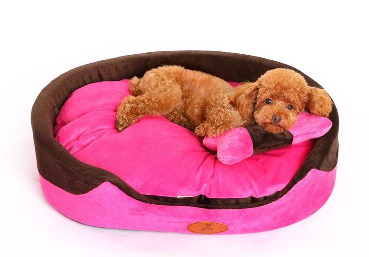 HOOPET Small Dog Bed House durable soft Pet sofa Puppy Cat Dog Mat Princess…