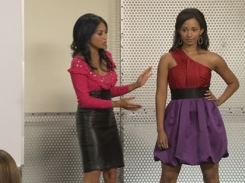 Make an outfit stand out by rocking contrasting colors! Style expert Jeannie Mai shares how to combine bold colors.
