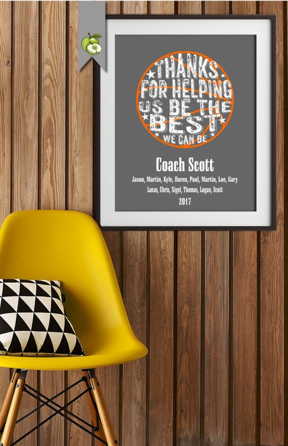 25  best ideas about coach appreciation gifts on pinterest