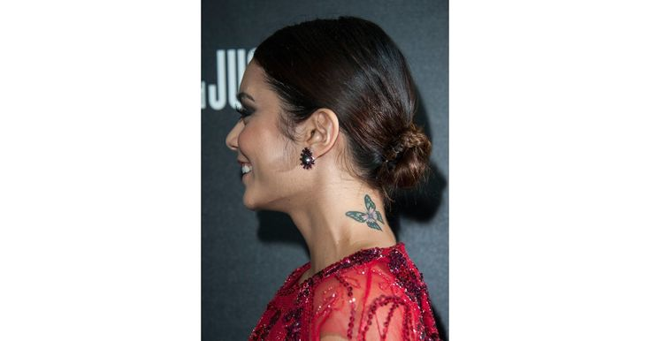 Vanessa Hudgens   Selena Gomez's Thigh Tattoos and More Celebrity Ink ...