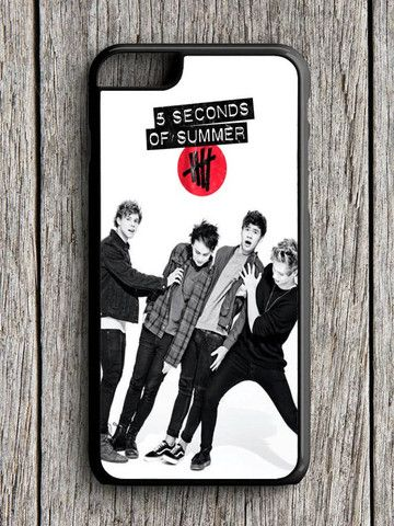 5sos 5 Second Of Summer iPhone 6S Case