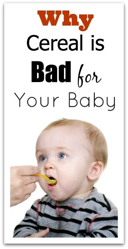 Why Cereal Is Bad for Your Baby maternity leave pay, maternity leave ideas #baby