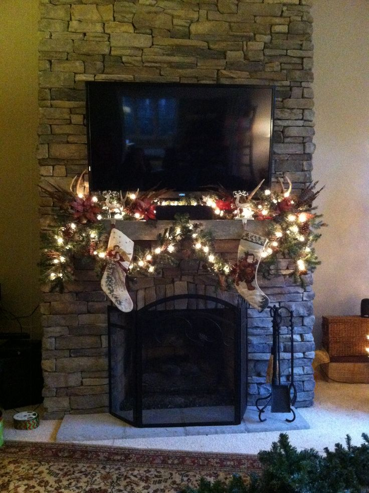 9 Best Images About Fireplace Mantel Decor On Pinterest