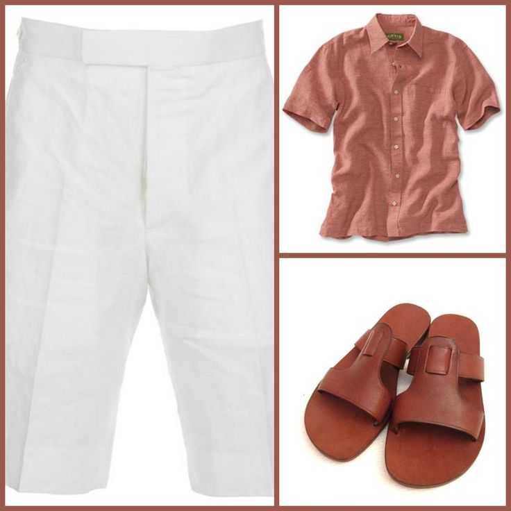 WEEKEND STYLE(CHILLOUT): Boss Orange(Shorts)-Orvis(Shirt)-Bodrum(Sandels)