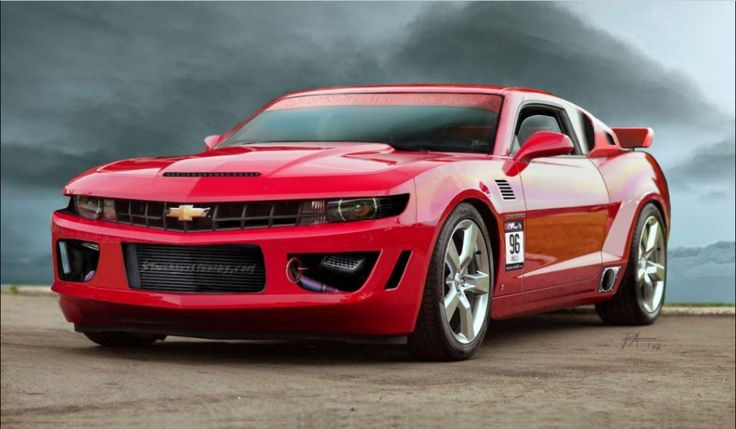 2018 Chevy Camaro SS Specs, Price And Rumor