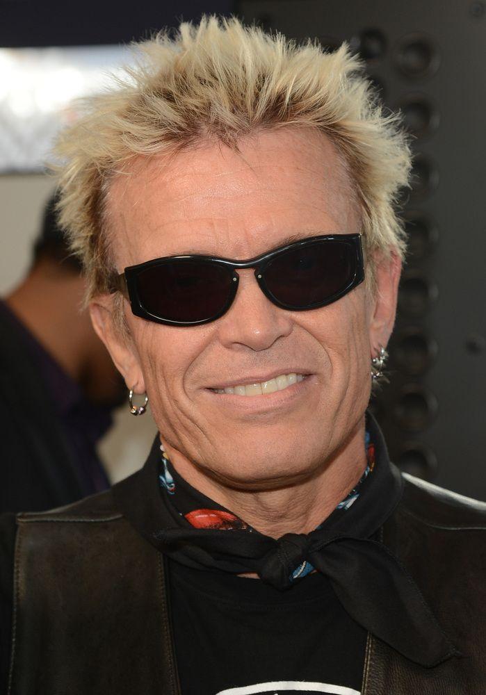 : Billy Idol Billy Idol was born on November 30, 1955.