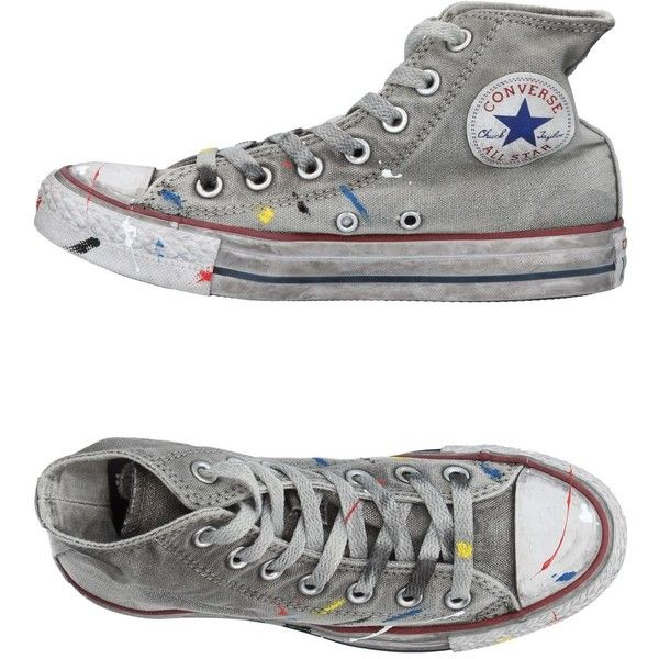 Converse Limited Edition High-tops