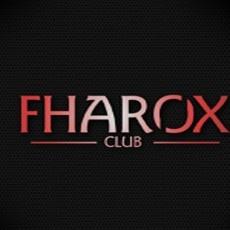 Logo de Fharox Club, Diseño Parce Soluciones Web. www.parce.com.co