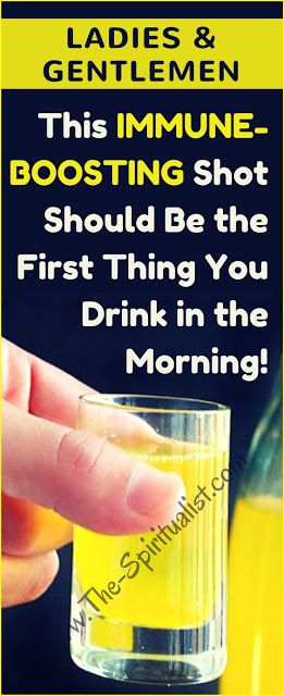 The Best IMMUNE-BOOSTER: Drink THIS in the Morning to Supercharge Your Immune System and Improve Your Digestion!