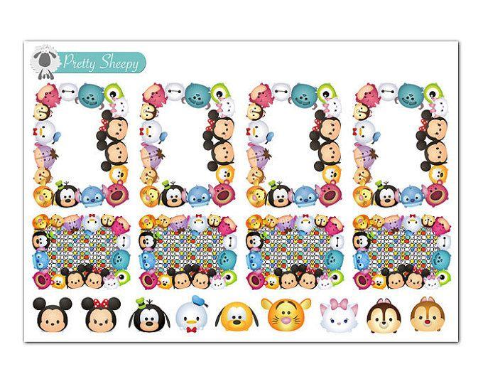 Mejores 57 Imágenes De Tsum Tsum En Pinterest: Mejores 60 Imágenes De Tsum Tsum Party En Pinterest