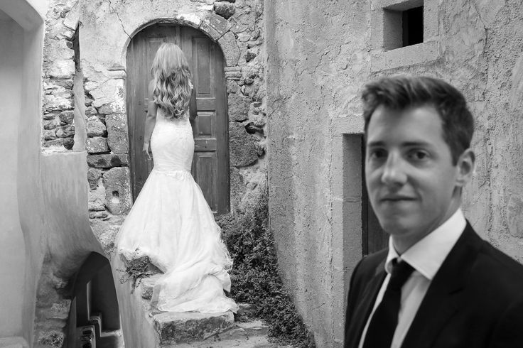 "Santorini ""wedding portraits"" photo session"