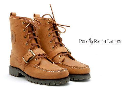 """The Polo Ralph Lauren """"Ranger"""" boots"""