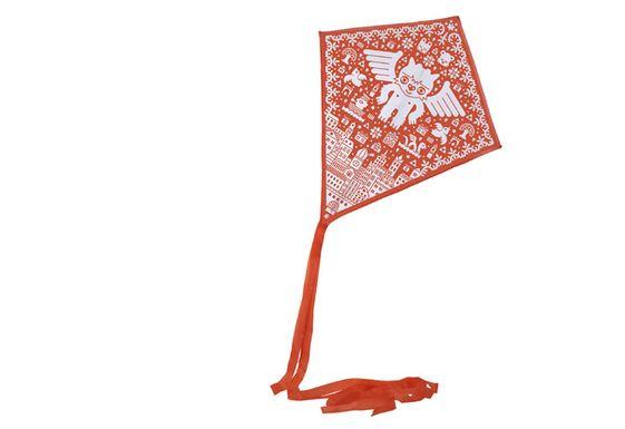 Maailman tutkijalle - High Art Kite