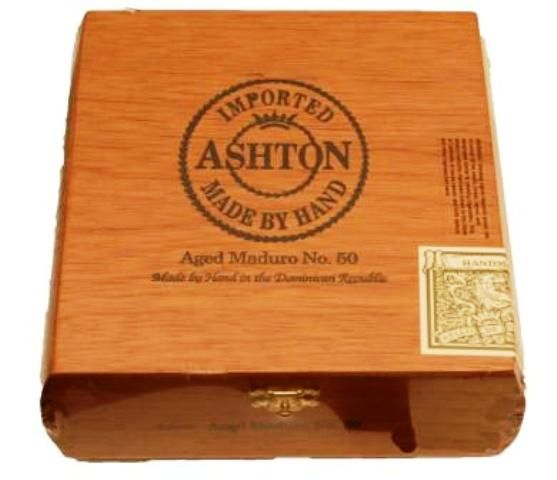 Now 46% off on Ashton Aged Maduro #50, Buy Cigar Online - SmokersLibrary for Premium Cigars