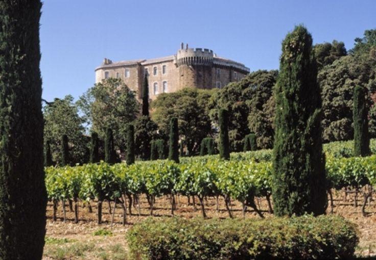 Château de Suze la Rousse Suze-la-Rousse - Drôme Tourisme