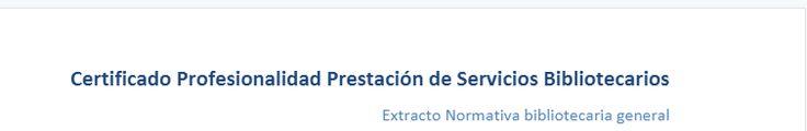 Reglamento  de Bibliotecas Públicas  del  Estado  y  del  Sistema español  de  bibliotecas. REAL DECRETO 582/1989, de 19 de mayo