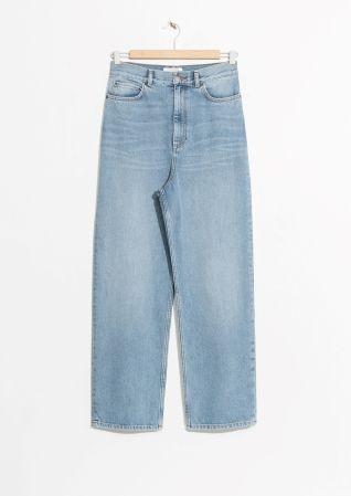 & Other Stories | Wide Leg Denim Jeans