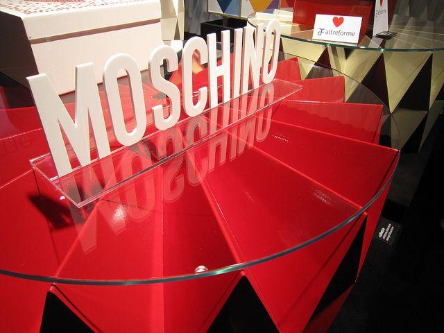 #colletto coffee table, by @Moschino for #altreforme, #arlecchino collection at Salone del Mobile 2012 #interior #home #decor #homedecor #furniture #aluminium