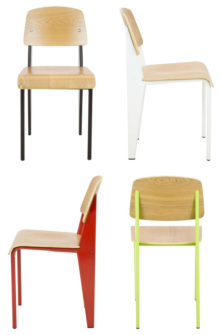 Kelly Plywood Chair w/ Steel Legs | Scandinavian style ideal for any café, bistro, restaurant, office, business or public waiting area. Light weight and comfy Kelly chairs are available in Black, White, Green and Red | Buy at Schots in Melbourne & Geelong, Australia or online at www.schots.com.au