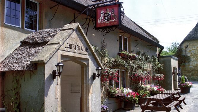 The Ilchester Arms at Symondsbury, Bridport - lovely food, lovely people - visit this lovely friendly traditional rural pub - its a must!