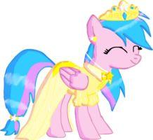 Starburst Gala Dress