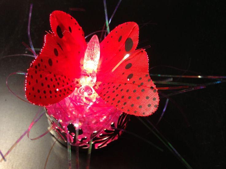 Sparkle Lites Butterflies.