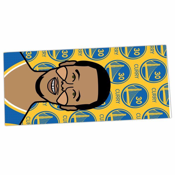 Will Wild Steph Curry Yellow Sports Desk Mat Desks
