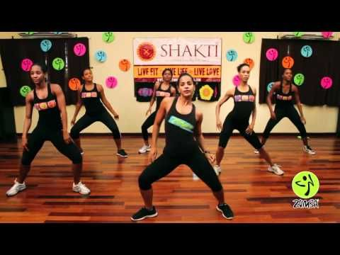 Bad To The Bone by Brick & Lace Zumba Routine    Choreographed by Shani McGraham-Shirley   Dancers: Shani McGraham-Shirley, Zoe Arscott, Kerry-Ann Henry, Melissa Llewellyn, Zahra McGraham and Melisha McField