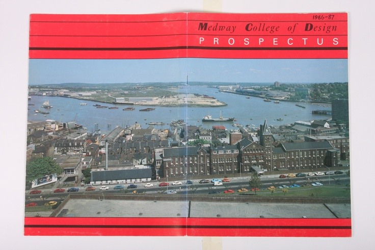 Medway College of Design Prospectus 1986