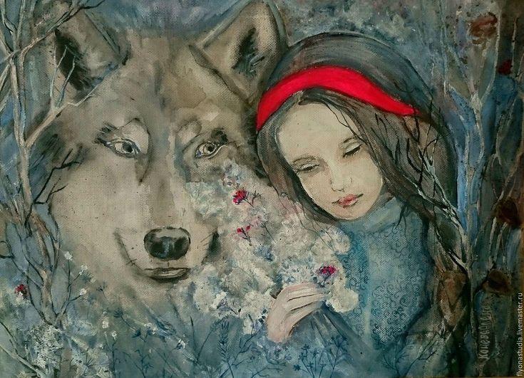 православной картинки василисы и серова волка общем