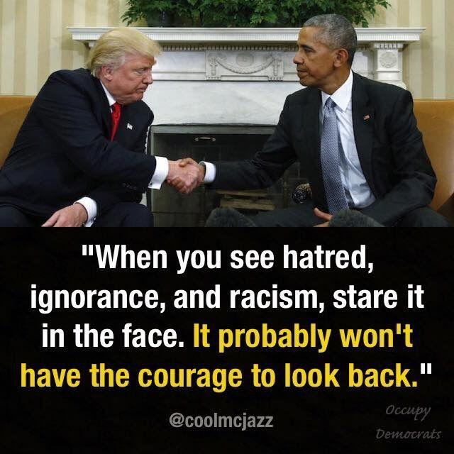 Oh Donald!  Your job has just begun!
