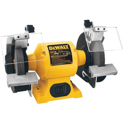 Dewalt DW758 8 in. Bench Grinder