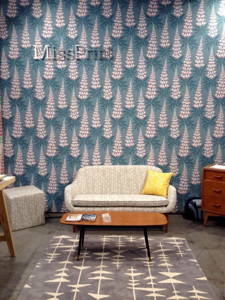 Foxglove wallpaper