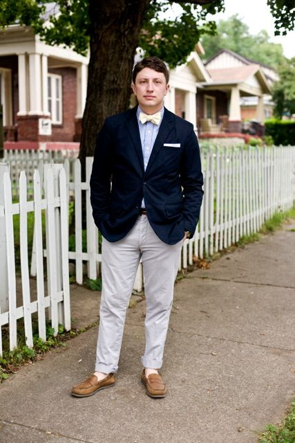 The Style Blogger - Southern Gentleman Style featuring Alex Crawford | TSBmen