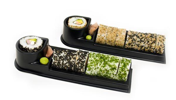 sushi packaging design
