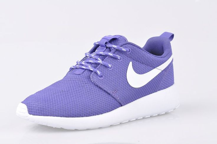 Nike Roshe Run Womens Olympic Pure Purple White      #Purple  #Womens #Sneakers                                                                                                                                                                                 More