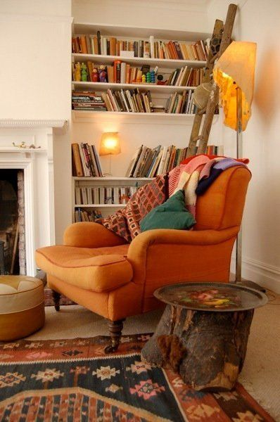 Small Space Inspiration: Built-ins   Apartment Therapy