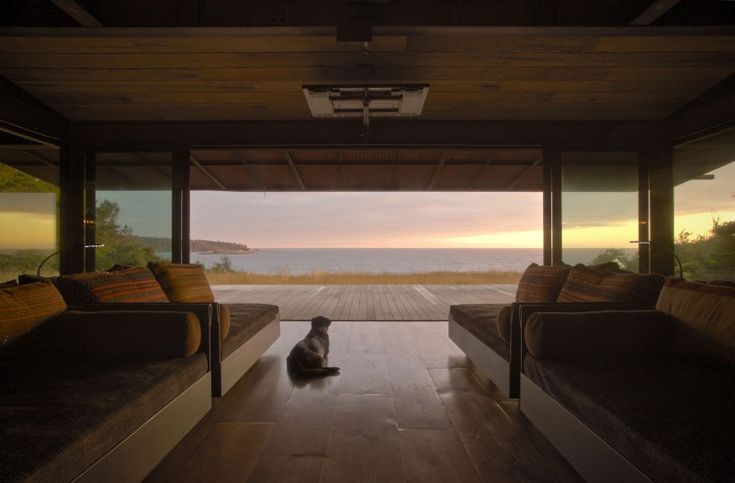 Shadowboxx przez Olson Kündig Architektów | HomeDSGN