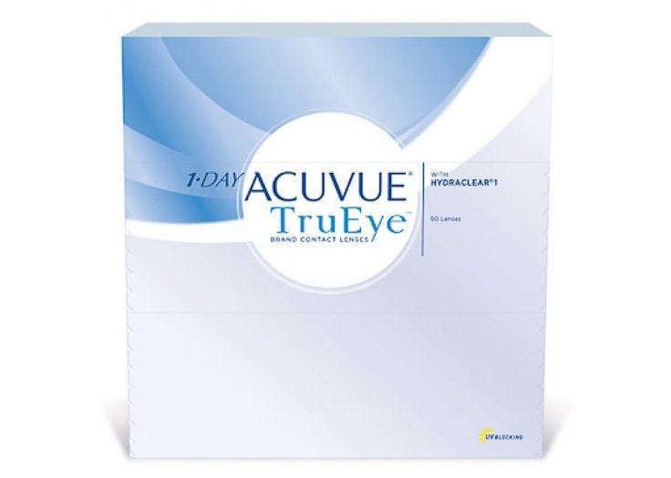 Acuvue 1-DAY TruEye (Συσκευασία 90 Τεμαχίων Ημερήσιων Φακών) http://www.alfalens.gr/product/90/acuvue-trueye-syskeyasia-temaxiwn-hmerhsiwn.html