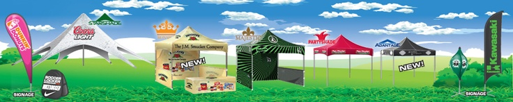 Canopies - Pop Up Canopies - Outdoor Canopies - Party Tents - Canopy Tent - Custom Canopies - Banners - KD Kanopy