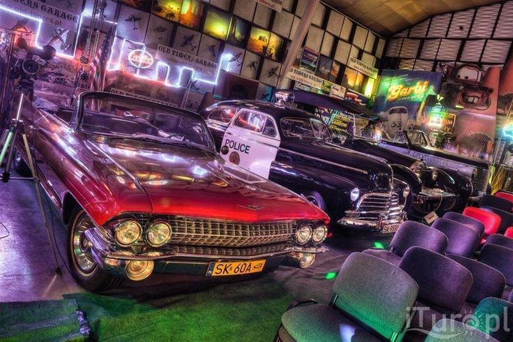 Old Timers Garage w Katowicach