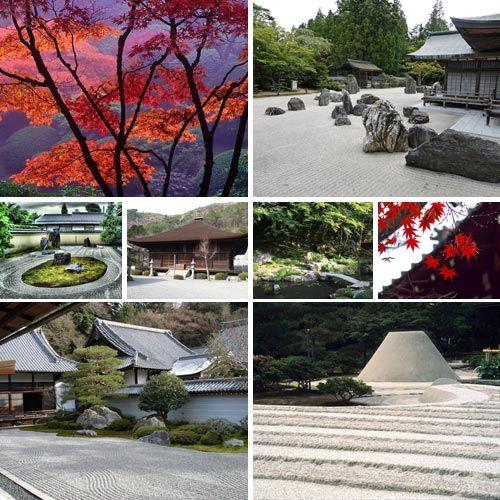 17 best images about amazing zen gardens on pinterest for Amazing japanese zen garden design