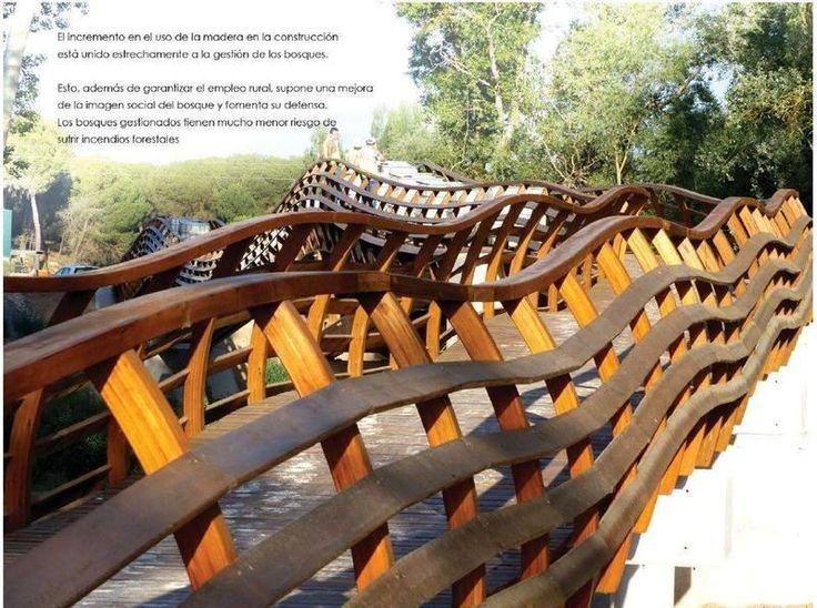 Puentes Senda Duero entre Bocos y Olivares