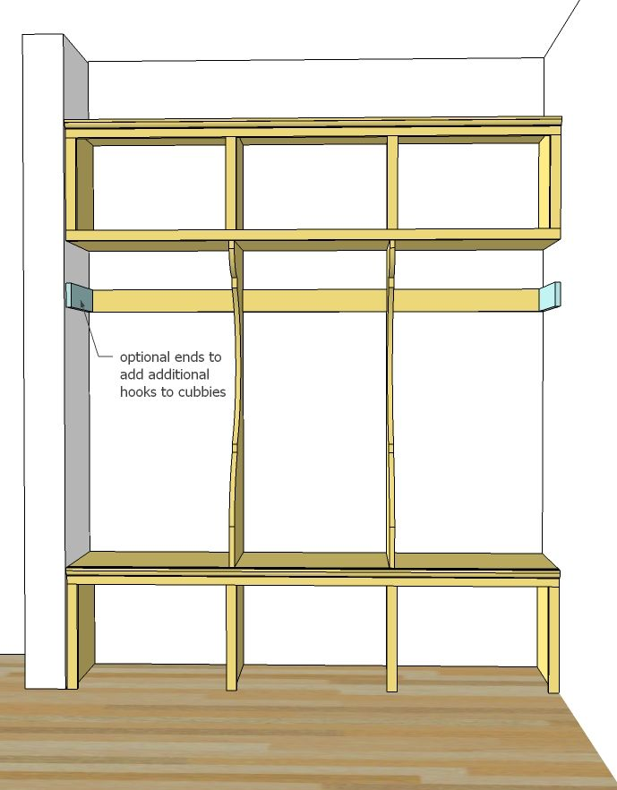 74 best images about house improvement on pinterest for Mudroom plans free