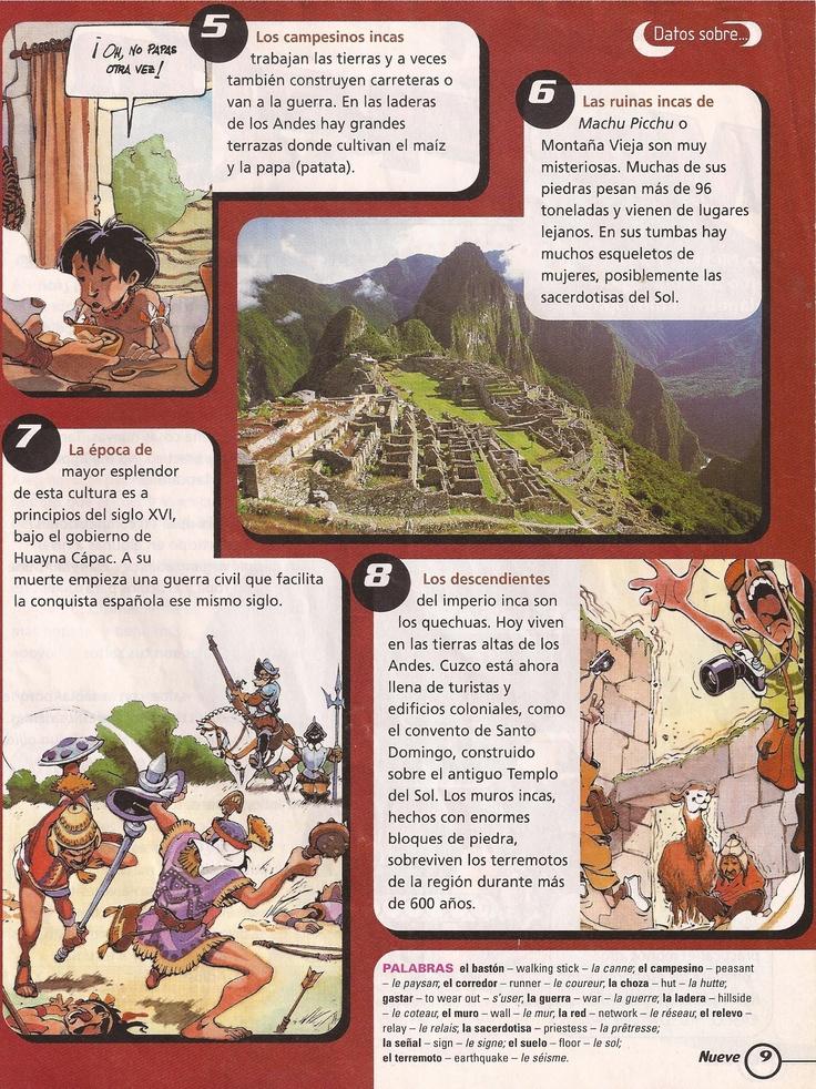 Los Incas (2/3)