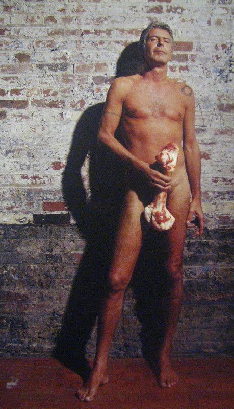 Mr. Tony Bourdain...