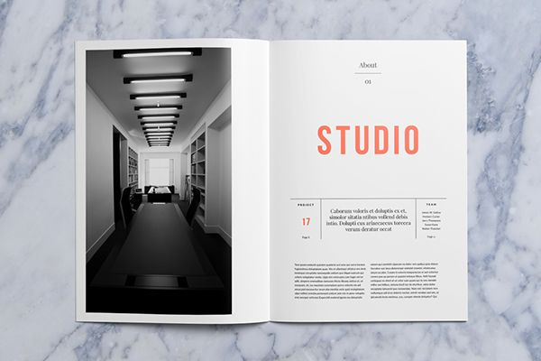 The Kinney Proposal template is a 16 page Indesign brochure template available…