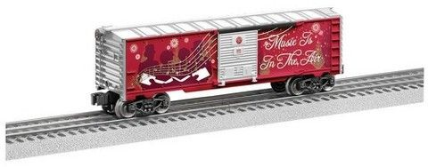 Lionel 2017 Christmas Music Boxcar